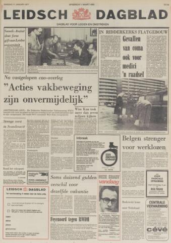 Leidsch Dagblad 1977-01-11