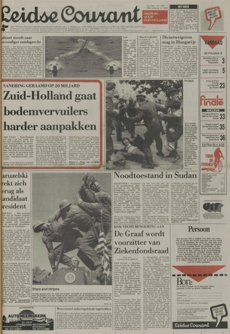 Leidse Courant 1989-07-01