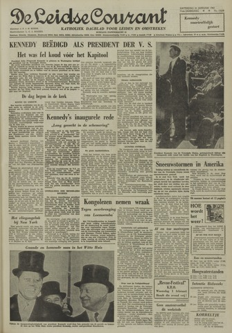 Leidse Courant 1961-01-21