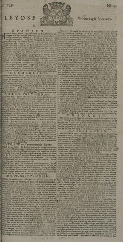 Leydse Courant 1739-04-08