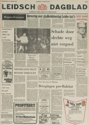 Leidsch Dagblad 1979-01-25