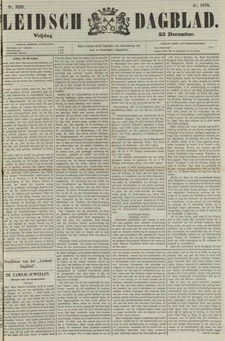 Leidsch Dagblad 1870-12-23
