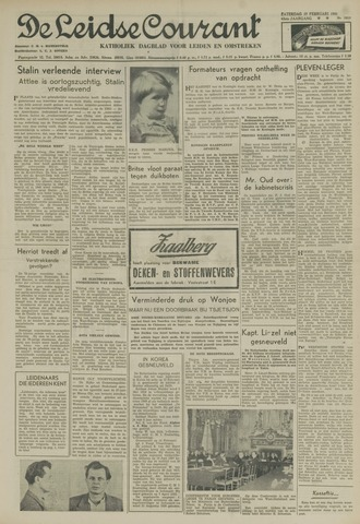 Leidse Courant 1951-02-17