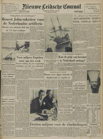 Nieuwe Leidsche Courant 1957-04-03
