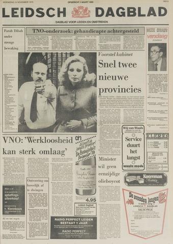 Leidsch Dagblad 1979-11-14