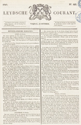 Leydse Courant 1846-10-23