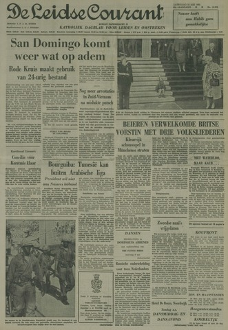 Leidse Courant 1965-05-22