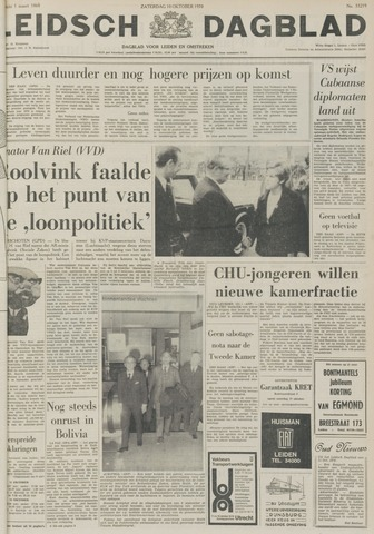 Leidsch Dagblad 1970-10-10