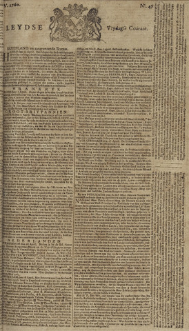 Leydse Courant 1760-04-18