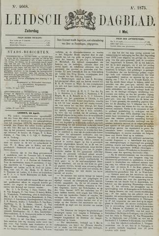 Leidsch Dagblad 1875-05-01