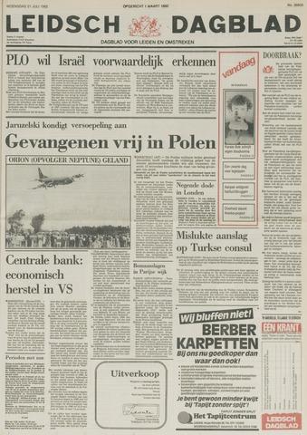 Leidsch Dagblad 1982-07-21