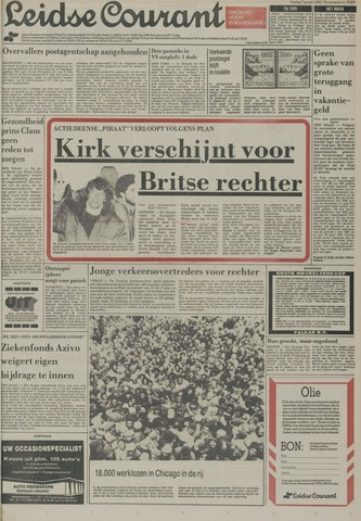 Leidse Courant 1983-01-07