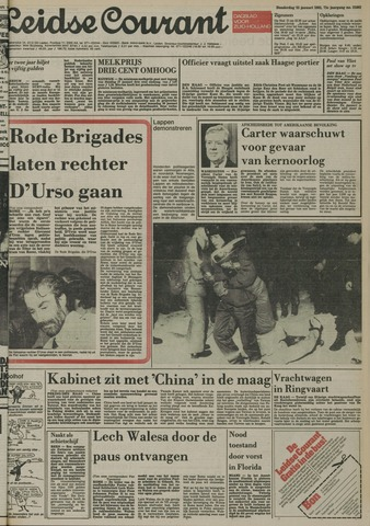 Leidse Courant 1981-01-15