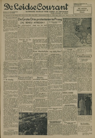 Leidse Courant 1948-02-27
