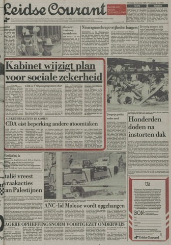 Leidse Courant 1985-10-16