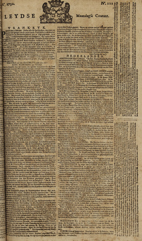 Leydse Courant 1752-10-09