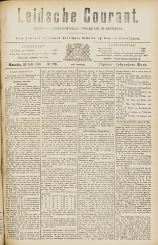 Leydse Courant 1889-07-22