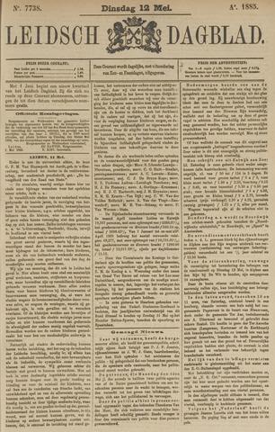 Leidsch Dagblad 1885-05-12