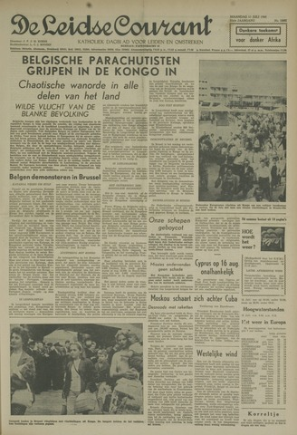 Leidse Courant 1960-07-11