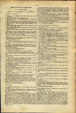 Handelingen van de Raad 1879-08-04