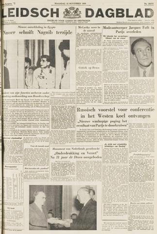 Leidsch Dagblad 1954-11-15