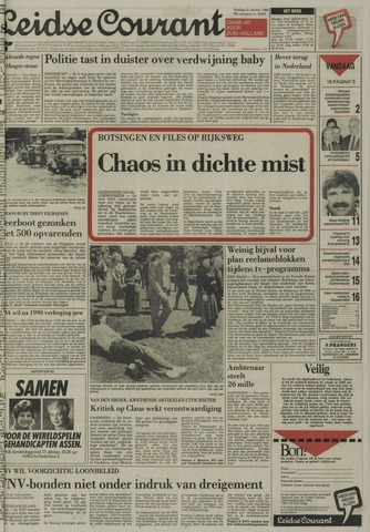 Leidse Courant 1988-10-25