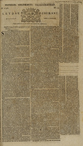 Leydse Courant 1796-01-27