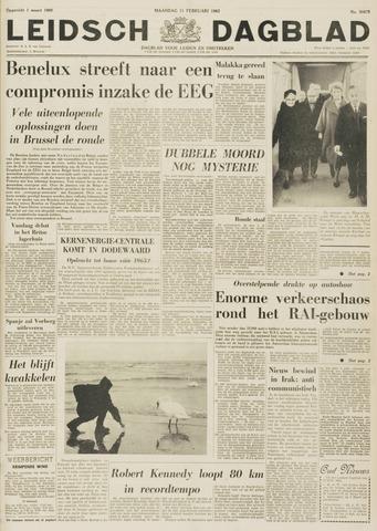 Leidsch Dagblad 1963-02-11