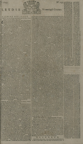 Leydse Courant 1745-11-10
