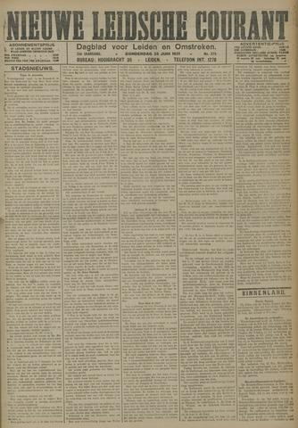 Nieuwe Leidsche Courant 1921-06-23