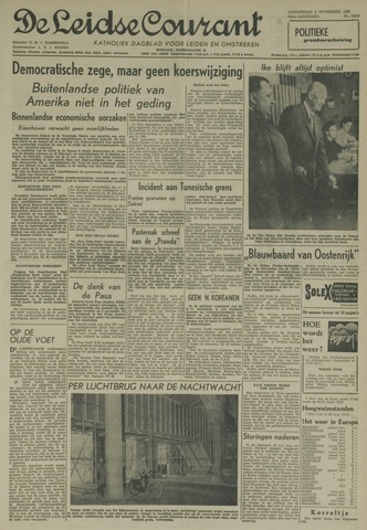 Leidse Courant 1958-11-06