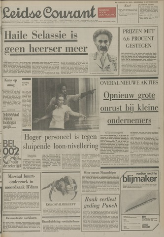 Leidse Courant 1974-09-12
