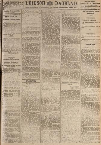 Leidsch Dagblad 1921-11-17