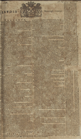 Leydse Courant 1756-03-08