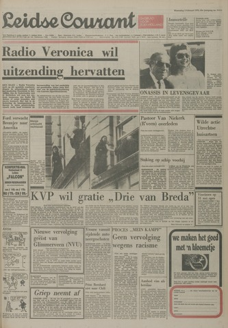 Leidse Courant 1975-02-05