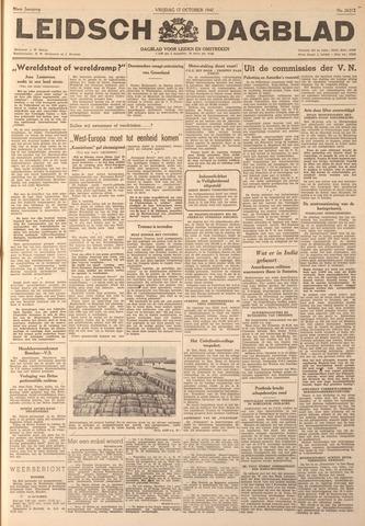 Leidsch Dagblad 1947-10-17