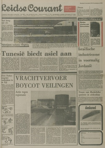Leidse Courant 1974-11-25