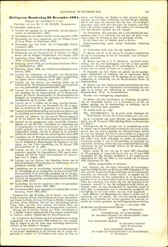 Handelingen van de Raad 1904-12-29