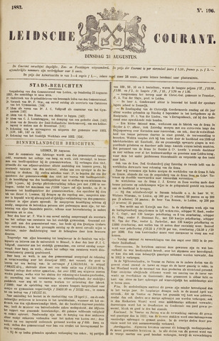 Leydse Courant 1883-08-21