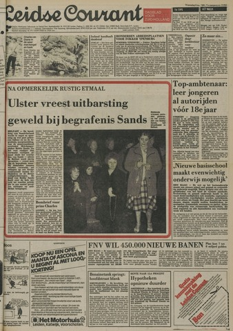 Leidse Courant 1981-05-06
