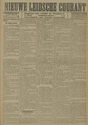 Nieuwe Leidsche Courant 1923-06-30