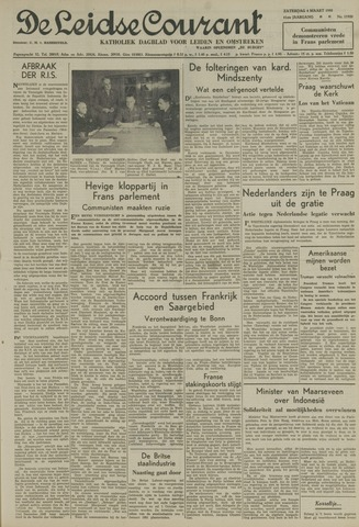 Leidse Courant 1950-03-04