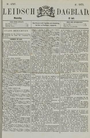 Leidsch Dagblad 1875-07-12