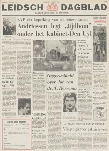 Leidsch Dagblad 1975-10-07