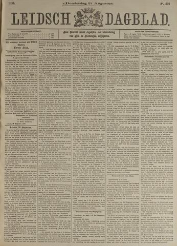 Leidsch Dagblad 1896-08-27
