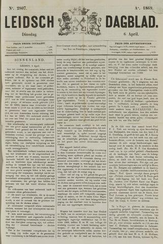 Leidsch Dagblad 1869-04-06