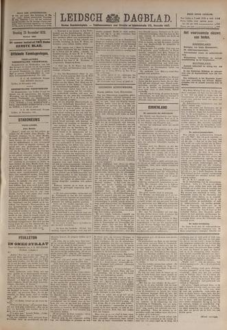Leidsch Dagblad 1920-11-23