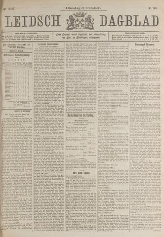Leidsch Dagblad 1915-10-05