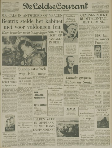 Leidse Courant 1965-10-29
