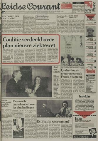 Leidse Courant 1988-03-05